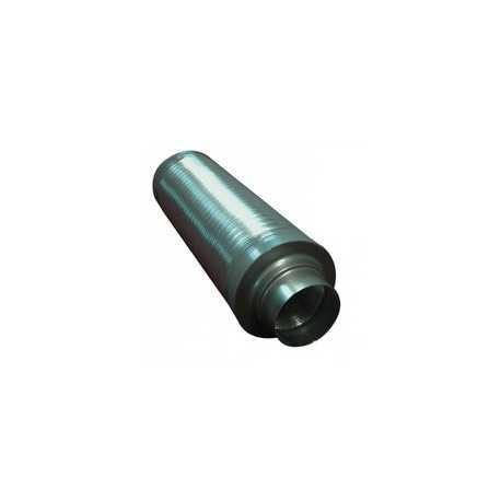 Silenciador Flexible 125/600mm
