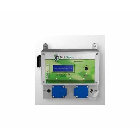 CONTROLADOR DE CO2 T-2 PRO (7 A) SIN SENSOR TECHGROW