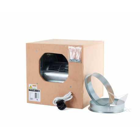 CAJA ISO-BOX 1200 M3/H CYCLONE