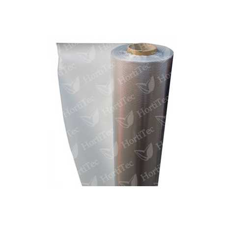 Plástico Mylar Diamante/Blanco Antidetección. Por metros