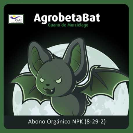 Agrobeta Bat Guano Polvo 3kg