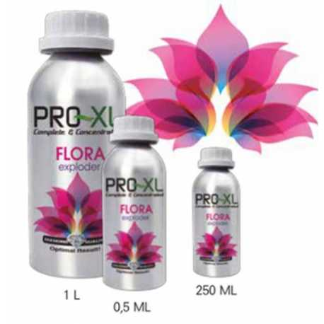 FLORA EXPLODER PRO-XL,0.25 litros