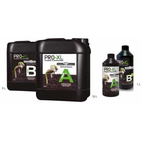 GROW A&B PRO-XL,1 litro