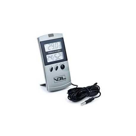 Termohigometro Digital Max/Min VDL con sonda