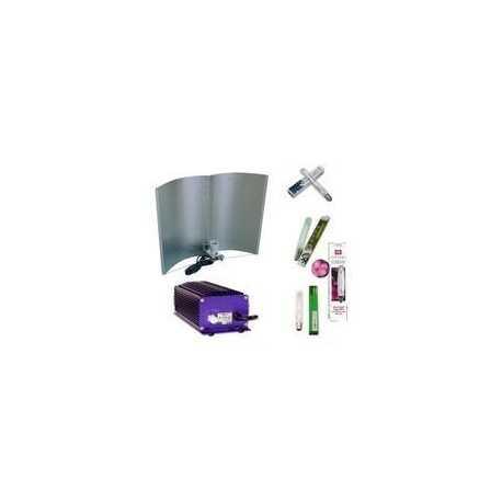 Kit Lumatek Regulable+ Adjust-Awing G + Sylvania SHPS Grolux 600W