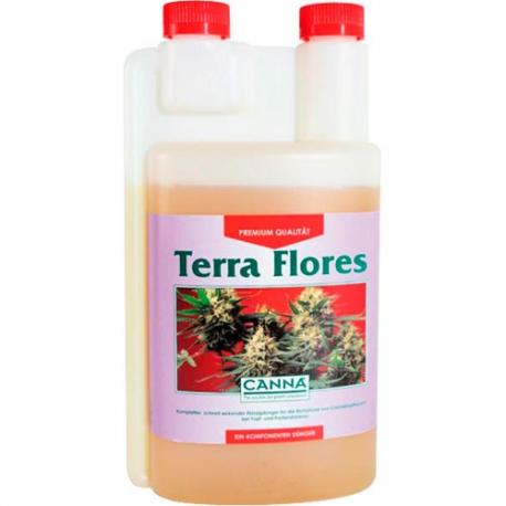 TERRA FLORES 5 L CANNA