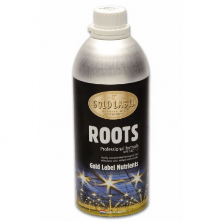 ROOTS 1 L GOLD LABEL