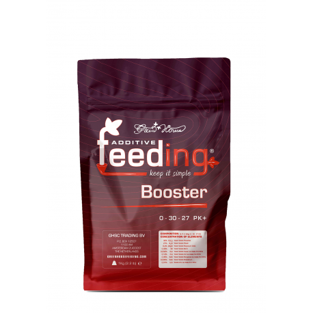 BOOSTER 1 KG GREEN HOUSE